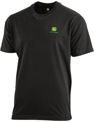 T-shirt logo John Deere