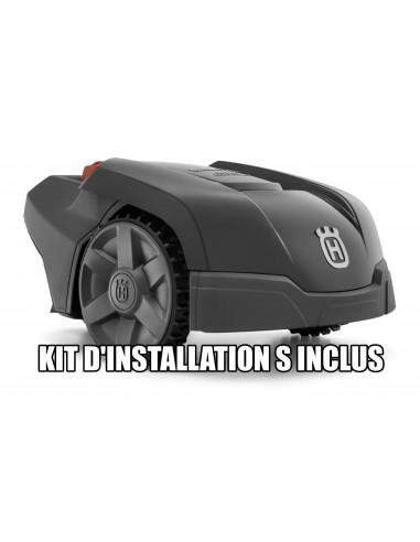 Automower 105 et kit installation S